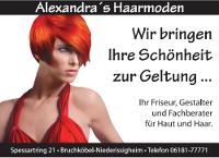 Alexandra's Haarmoden